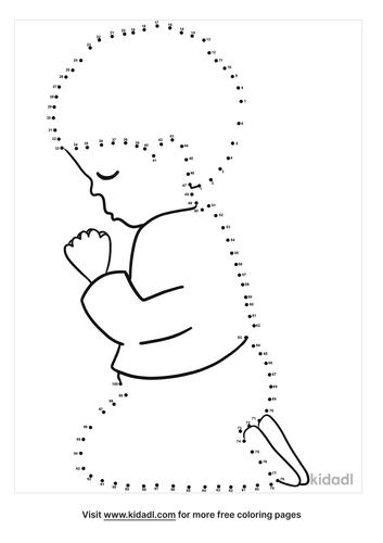 hard-child-praying-dot-to-dot