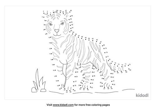 hard-chinese-tiger-dot-to-dot