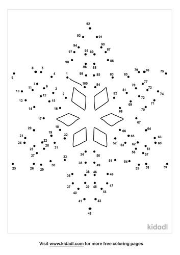 hard-christmas-snowflake-dot-to-dot