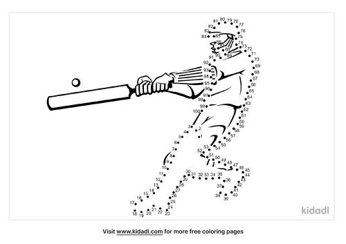 hard-cricket-player-dot-to-dot