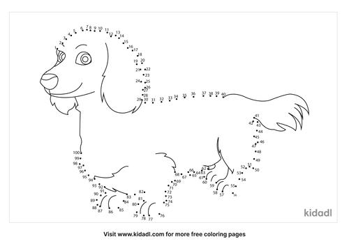 hard-dachshund-dot-to-dot