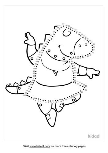 hard-dancing-dinosaur-dot-to-dot
