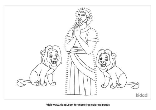 hard-daniel-and-lions-den-dot-to-dot