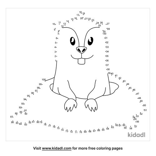 hard-groundhog-dot-to-dot