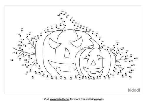 hard-halloween-pumkin-dot-to-dot