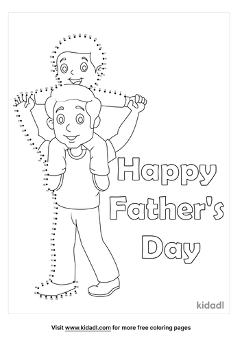 hard-happy-fathers-day-dot-to-dot