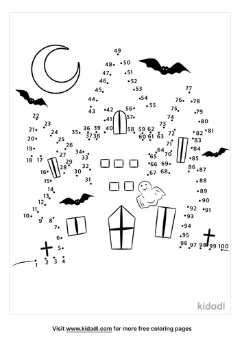 hard-haunted-house-dot-to-dot