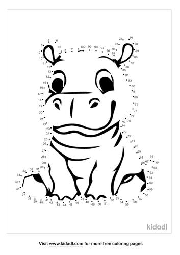 hard-hippo-dot-to-dot