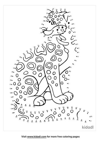 hard-jaguar-dot-to-dot