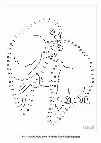 hard-lovebird-dot-to-dot