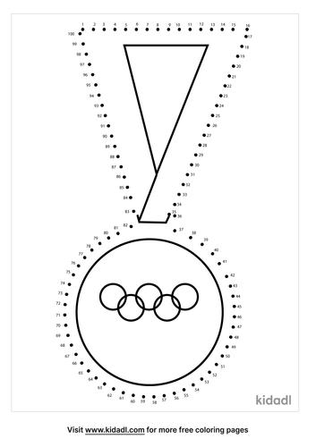 hard-medal-dot-to-dot
