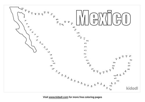 hard-mexico-dot-to-dot
