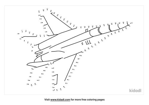 hard-military-planes-dot-to-dot