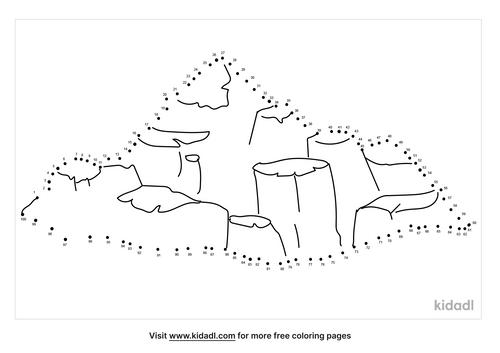 hard-mountains-dot-to-dot