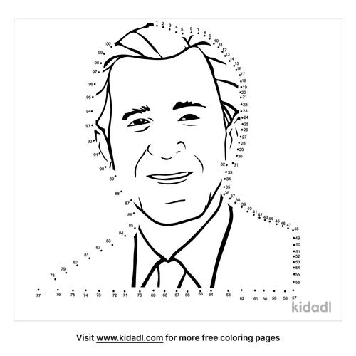hard-president-face-dot-to-dot