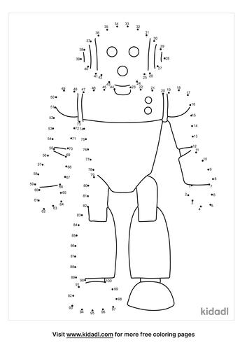 hard-robot-dot-to-dot