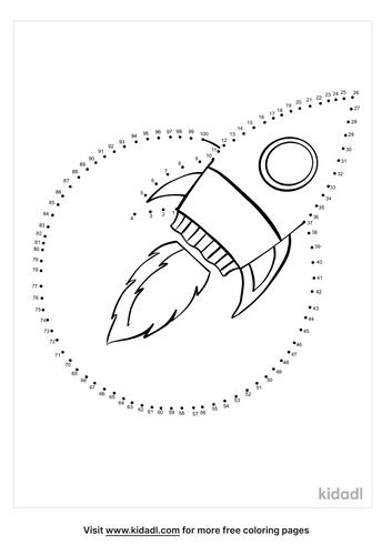 hard-rocket-moon-dot-to-dot
