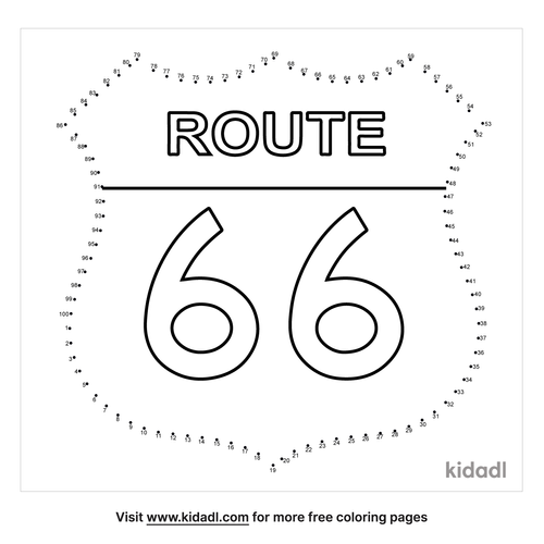 hard-route-66-dot-to-dot
