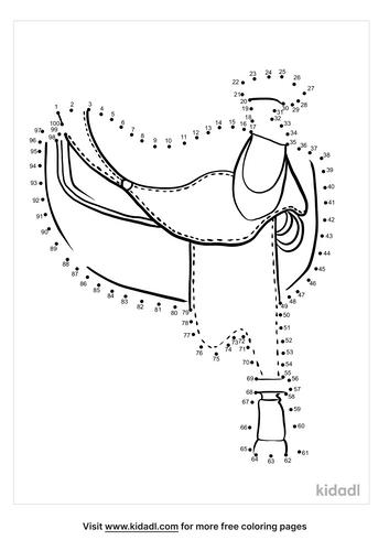 hard-saddle-dot-to-dot