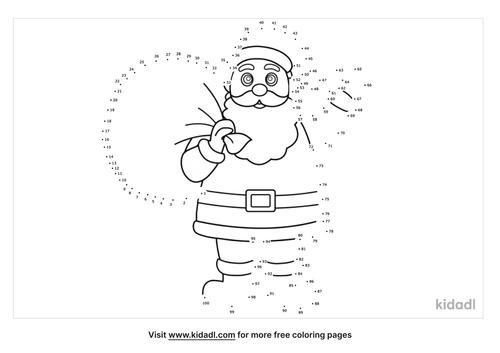 hard-santa-claus-dot-to-dot