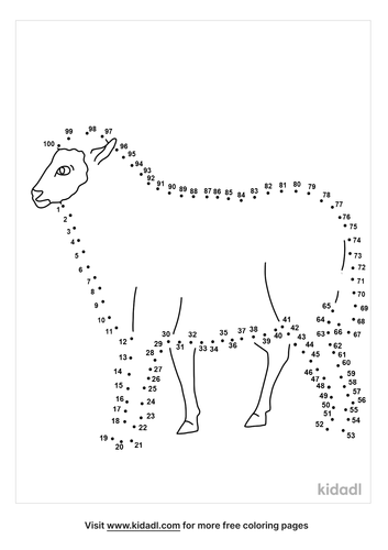 hard-sheep-dot-to-dot