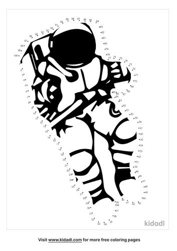 hard-spaceman-dot-to-dot