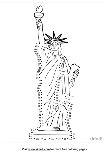 hard-statue-of-liberty-dot-to-dot