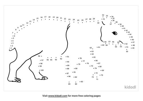 hard-tapir-dot-to-dot