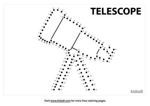 hard-telescope-dot-to-dot