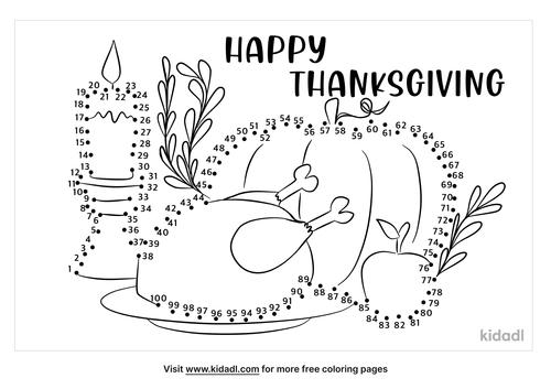 hard-thanksgiving-dot-to-dot