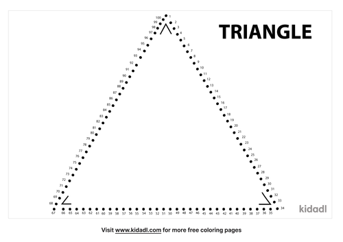 hard-triangle-dot-to-dot