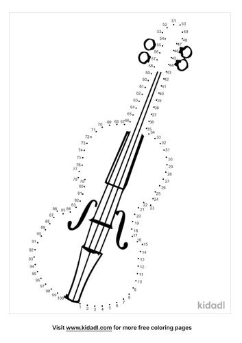 hard-violin-dot-to-dot