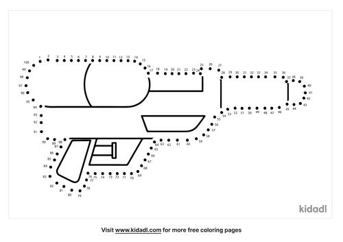 hard-water-gun-dot-to-dot
