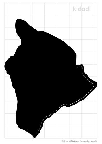 hawaii-map-big-island-stencil