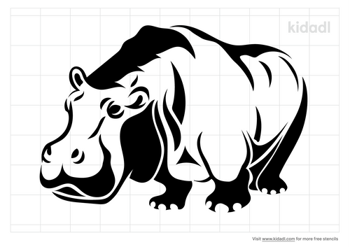 hippo-stencil