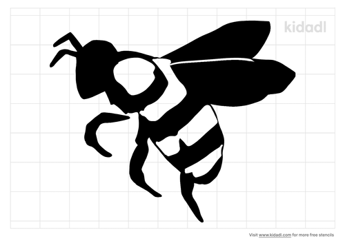 honey-bee-side-view-stencil.png