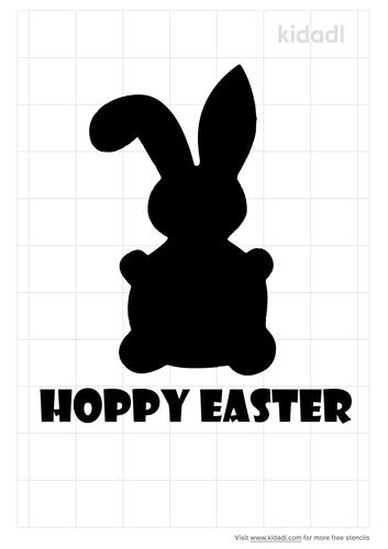 hoppy-easter-stencil