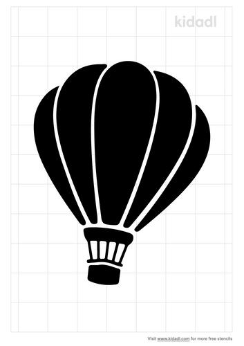 hot-air-balloon-stencil