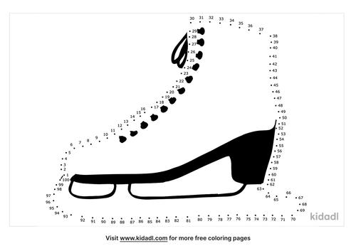 ice-skating-dot-to-dot