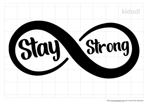 infinity-symbol-stay-strong-stencil