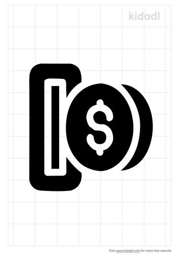 insert-coin-stencil
