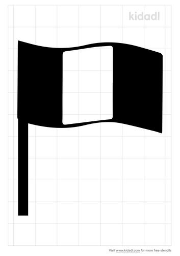 irish-flag-stencil
