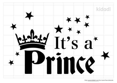 it's-a-prince-stencil.png