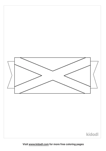 jamaican-flag-coloring-page-2.png