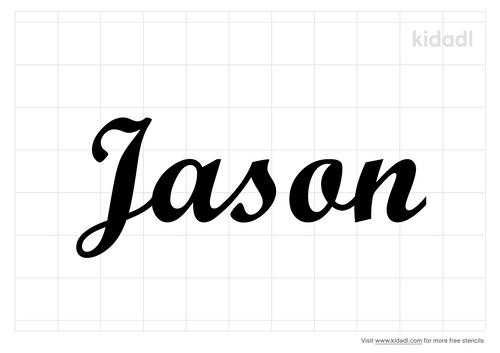 jason-words-stencil