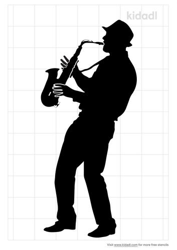 jazz-stencil