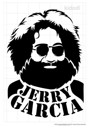 jerry-garcia-stencil