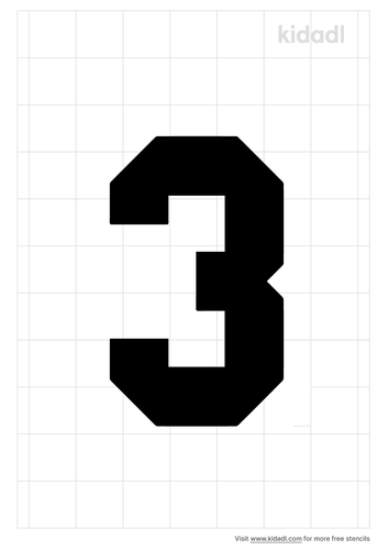 jersey-number-3-stencil.png