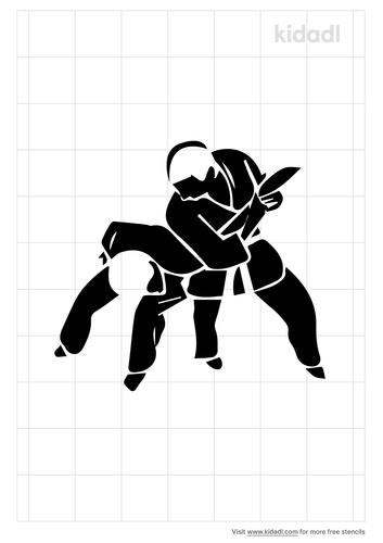 jiu-jitsu-drawing-stenci.png