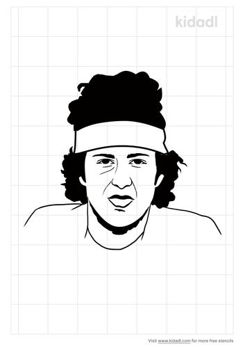 john-mcenroe-face-stencil